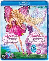Barbie Mariposa en de Feeënprinses (Blu-ray)