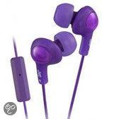 JVC HA-FR6 - In-ear oordopjes - Paars