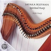 Spirited Harp. Irish Harp