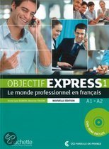 Objectif Express 01. Livre de l'élève + DVD-ROM