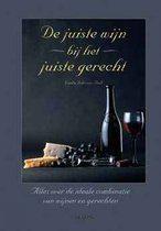 De juiste wijn bij het juiste gerecht