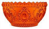Baci Milano Baroque & Rock - Acrylaat - Saladeschaal - 25 cm -  Oranje