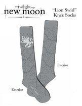 Twilight New Moon - Knee Socks Lion Swirl