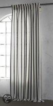 ByTzum Kant en klaar gordijn Torsk - Antracite 140 x 270cm