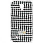 Movizy cover Samsung Galaxy S4 Mini - Pied de poule