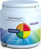 Plantina HydroHyal - 45 Tabletten - Voedingssupplement
