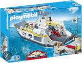 Playmobil Ferryboot Met Aanlegsteiger  - 5127
