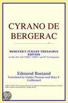 Cyrano De Bergerac (Webster's Italian Th