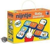 Clementoni Nijntje Baby Domino