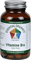 Essential Organics® Vit B12 100µ- 90 Tabletten - Vitaminen