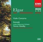 Elgar: Violin Concerto / Kennedy, Handley, London Philharmonic Orchestra