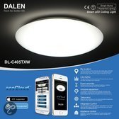 DALEN Tech DL-C405TXW - Plafonniere - LED