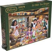 Falcon Ye olde Tea Shoppe - Puzzel - 1000 stukjes