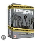 Homicide - The Complete Series (Import)