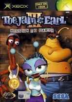 ToeJam & Earl 3 - Mission To Earth (Xbox)