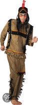 Indiaan grote beer - Kostuum - Maat 54-56