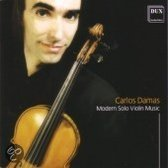 Modern Solo Violin Music