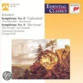 Schubert : Symphonies Nos.849