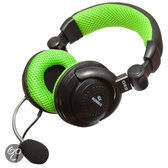 Orb GX Rumble Gaming Headset Xbox 360 - Zwart / Groen