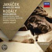Glagolitic Mass; Kodaly: Missa Brev