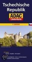 ADAC LänderKarte Tschechische Republik 1 : 300 000