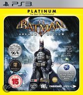 Batman Arkham Asylum - Essentials Edition