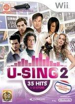 U-Sing 2 + 2 Microfoons