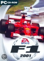 F1 2001 - Windows
