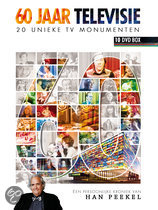 60 Jaar Televisie 20 Unieke TV Monumenten