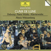 Clair de Lune - Debussy: Piano Works / Alexis Weissenberg