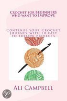 Crochet for Beginners Who Want to Improve