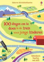 100 dingen om te doen in de trein