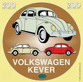 Puzzel Rosies Factory VW 200 stukjes