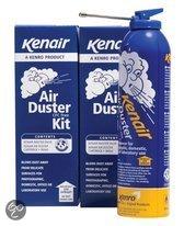 Kenro Spuitbus lucht + Plastic Kraan 360 ml