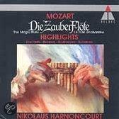 Mozart: Die Zauberflote Highlights