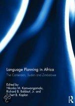 Language Planning in Africa