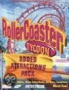 Rollercoaster Tycoon, Added Attractions