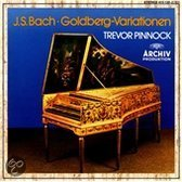 Bach: Goldberg-Variationen / Trevor Pinnock