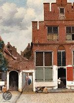 Puzzel Vermeer Het straatje 1000 stukjes