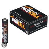 Duracell AAA Procell Batterijen