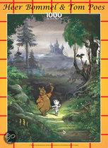 Puzzelman Puzzel - Bommel en Tom Poes:In het bos