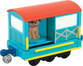 Chuggington Die-cast Trein Mario & Pancho Wagon