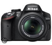 Nikon D3200 + 18-55mm - spiegelreflexcamera