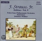 Johann Strauss Jr.: Edition