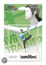 Nintendo amiibo Super Smash Wii Fit Trainer - Wii U - NEW 3DS - Switch