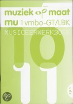musiceerwerkboek 10-11 vmbo-GT/LBK Muziek op maat