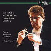 Rimsky-Korsakov: Opera Suites Vol 2 / Serov, Odense SO
