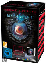 Resident Evil 2: Revelations + Circle Pad Pro - 2DS + 3DS