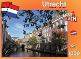 Holland Utrecht 1000 stukjes