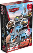 Cars Mission McMissile - Spel